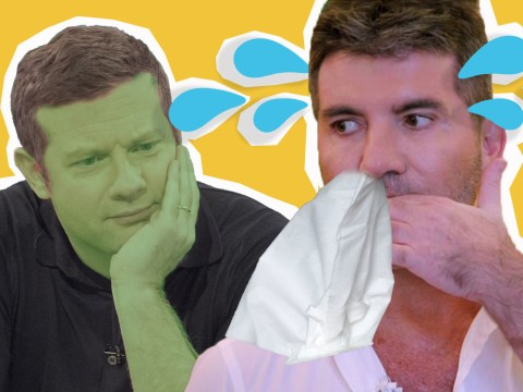 Sick Simon Cowell and Dermot O'Leary could be forced to MISS the first X Factor auditions