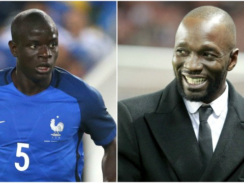 Chelsea legend Claude Makelele tips Arsenal and Blues target N'Golo Kante for a big European team