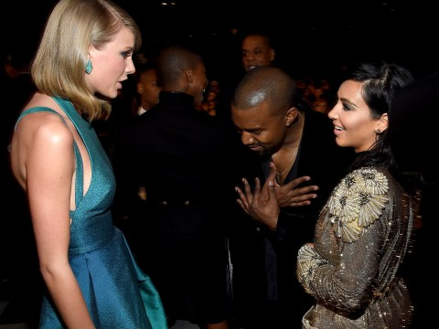 Kim Kardashian just proved Taylor Swift DID approve Kanye West's Famous lyrics – by releasing the video