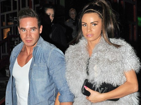 Katie Price's husband Kieran Hayler can't contain himself over painful tattoo tribute after cheating