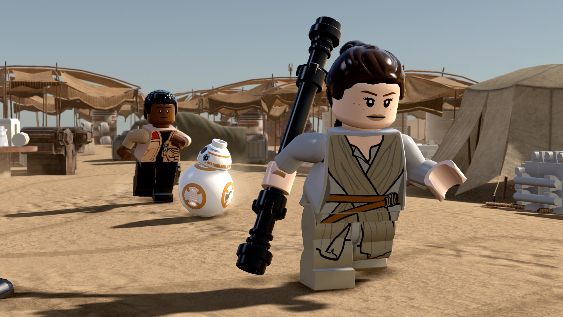Lego Star Wars: The Force Awakens - other games must be bricking it