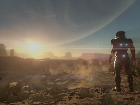 New Mass Effect: Andromeda trailer offers a sneak glimpse at its huge scope