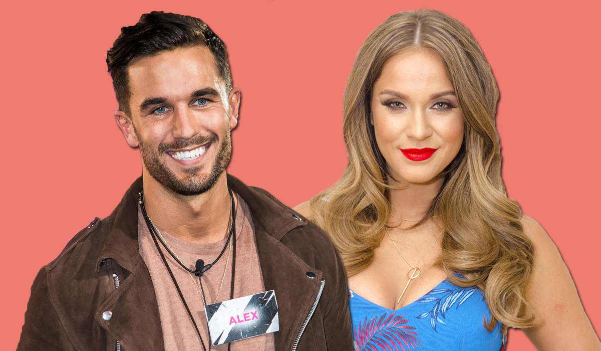 Vicky Pattison is seriously worried about Alex Cannon revealing their sex secrets in BB Credit: Rex