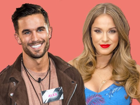 Vicky Pattison is very worried her true love Alex Cannon will have sex in the Big Brother house