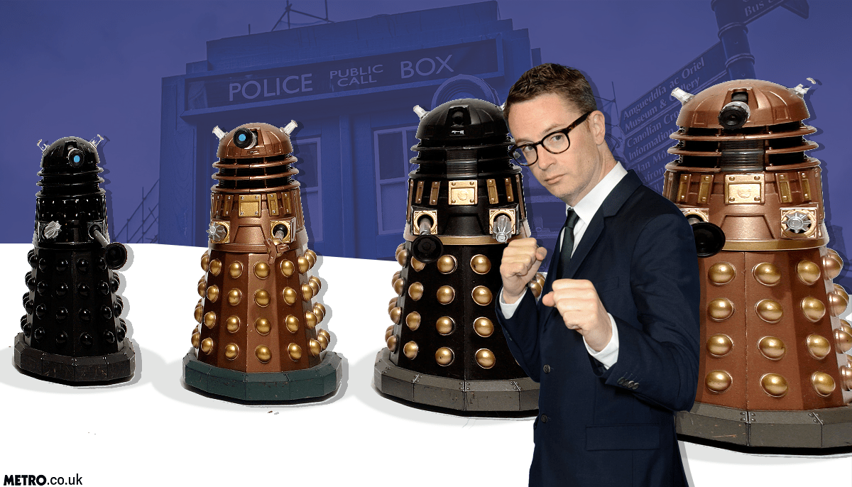 Nicolas Winding Refn wants to adapt Doctor Who for the big screen (Picture: REX Features/Alamy/METRO/Mylo)