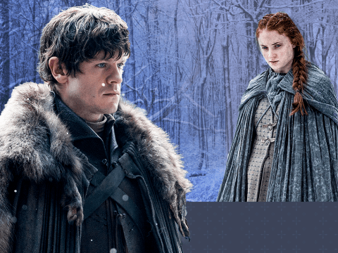 Look at Game Of Thrones star Sophie Turner's excellent joke about Ramsay Bolton