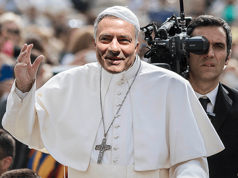 Manchester United boss Jose Mourinho to play Pope Francis in animated movie