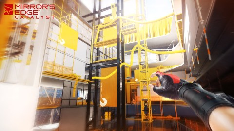 Game review: Mirror's Edge Catalyst offers first person