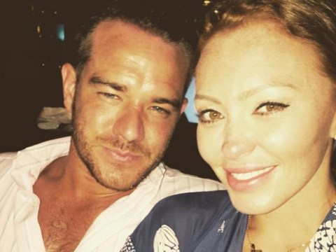 Natasha Hamilton cosies up to new man on Instagram three months after Ritchie Neville split