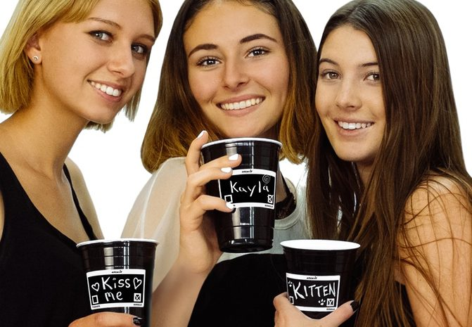Why have so many people donated to fund these cups for single people?