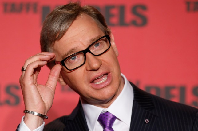 Paul Feig isn't taking any nonsense (Picture: Franziska Krug/Getty Images)