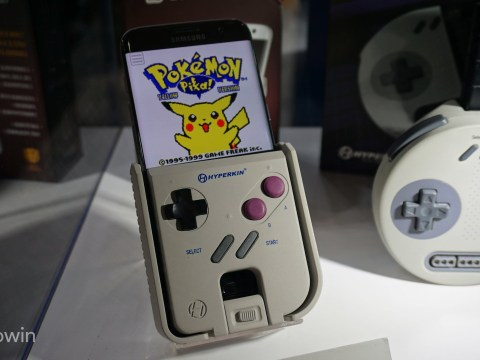This device turns your phone into a Game Boy and all our gaming dreams have come true
