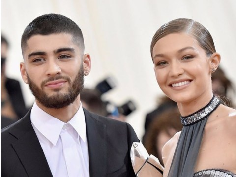 Gigi Hadid posts soppy message of support for Zayn Malik following Summertime Ball no-show