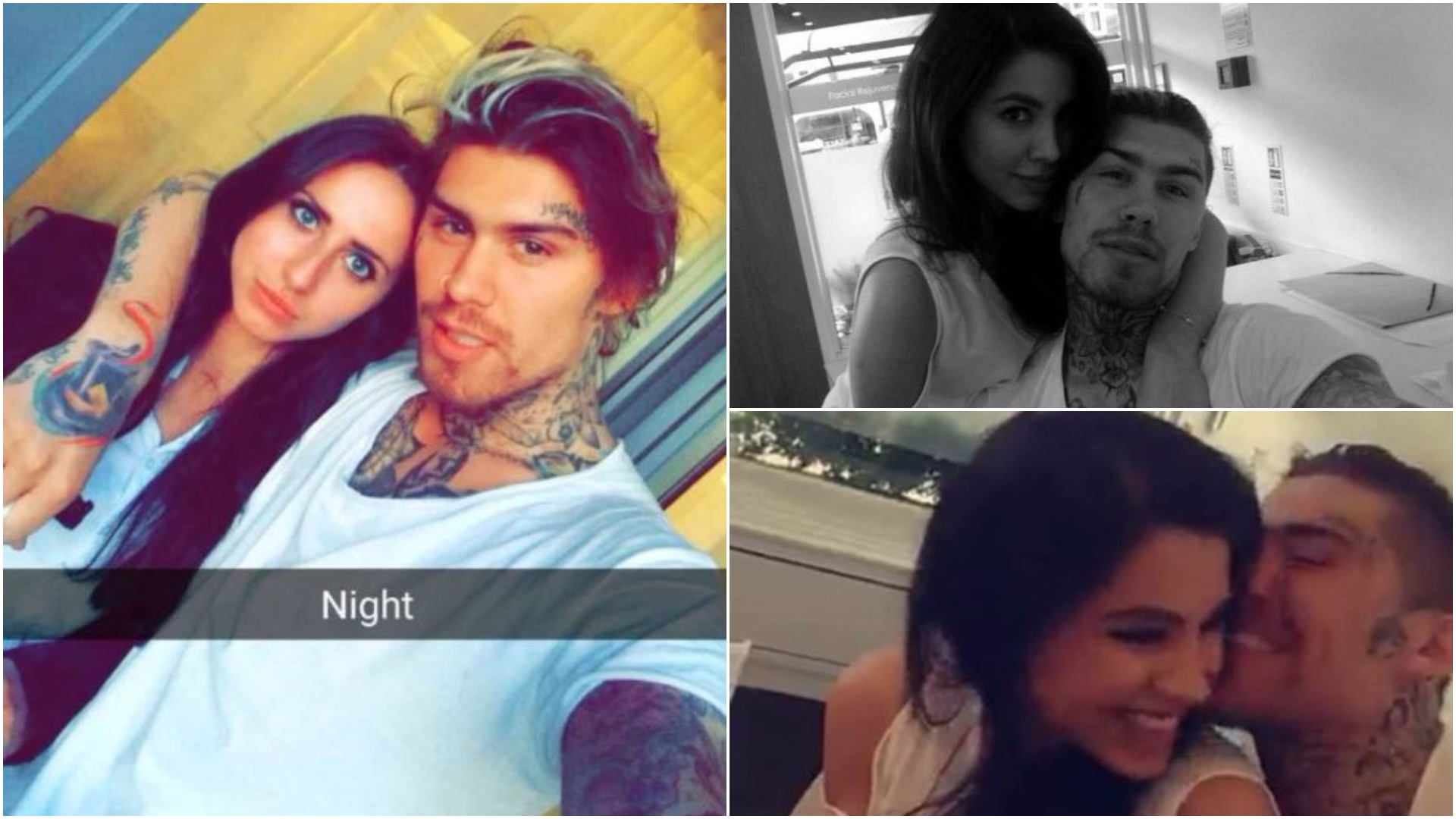 Marco Pierre White Jr shows he doesn't hang about by bagging a new lady friend after his sexcapades on Big Brother
