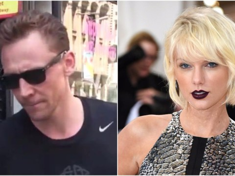 WATCH: This is what Tom Hiddleston had to say when asked if he is dating Taylor Swift