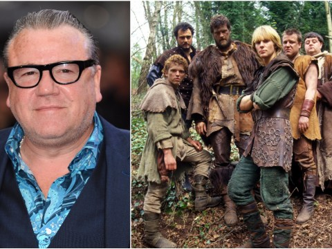 Ray Winstone returns to ITV's 80s classic Robin Of Sherwood thanks to fan-funded project