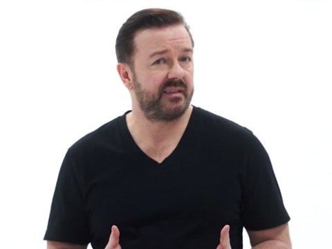Ricky Gervais wants his 'millions' so please don't illegally download his film
