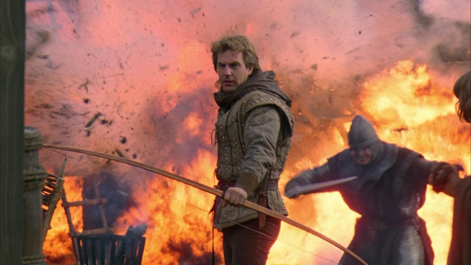 25 things you may not know about Robin Hood: Prince Of Thieves for the film's 25th birthday