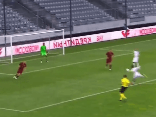 Tomas Rosicky shows Arsenal fans what they're missing with exquisite goal for Czech Republic