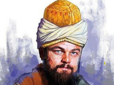 Leonardo DiCaprio can't play Rumi because he wasn't white – or was he?