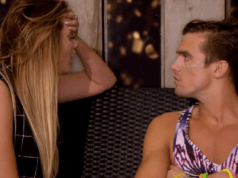 'It's like a knife in the wound': Gaz Beadle left heartbroken after Charlotte Crosby cheats on HIM with Marty McKenna in Geordie Shore: Big Birthday Battle episode 5
