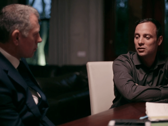Oscar Pistorius: 'Reeva wouldn't want me to spend my life behind bars'
