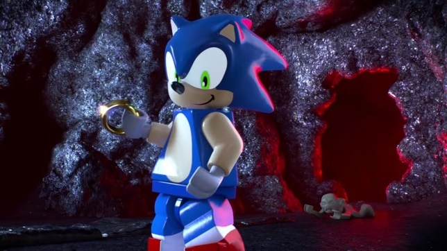 Lego Dimensions - at last Sonic can be in a successful game again!