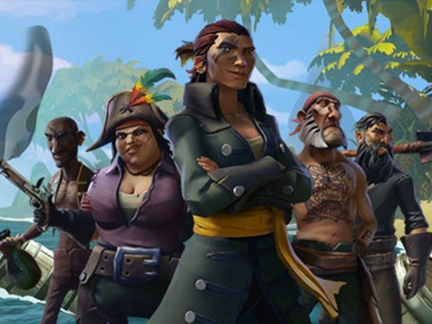 Sea Of Thieves closed beta was #1 on Twitch with 330,000 players