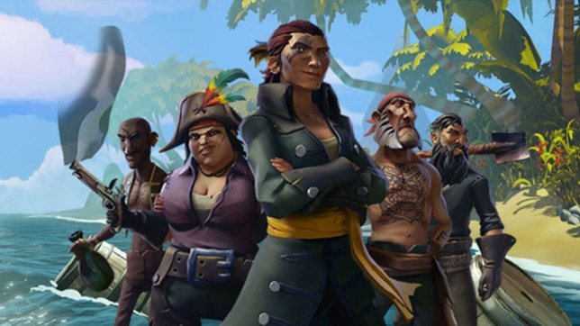 Sea Of Thieves end game revealed – Rare interview with lead