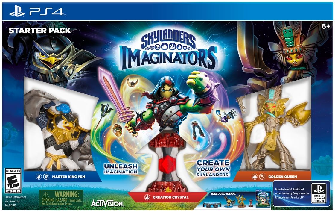 Skylanders Imaginators keeps the toys to life dream alive