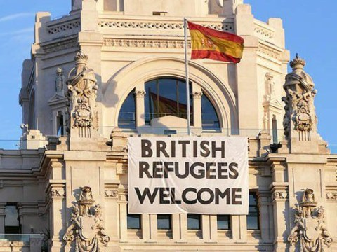Spain seems to be offering sanctuary to Brits escaping Brexit