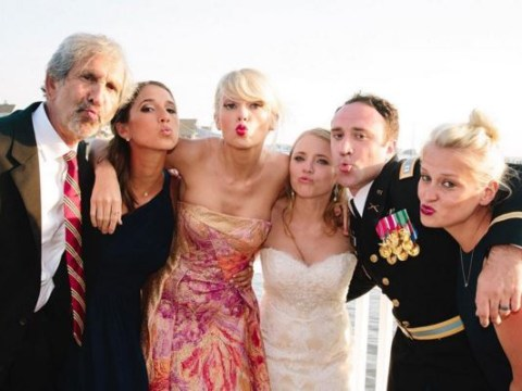 Taylor Swift crashes fans' wedding and plays Blank Space at their reception