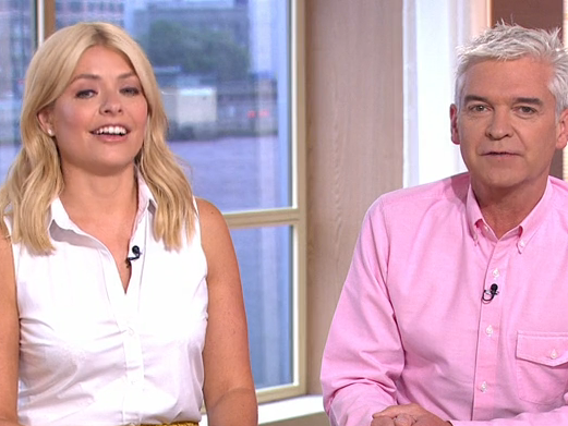 Holly Willoughby won 'most annoying' award during her school days