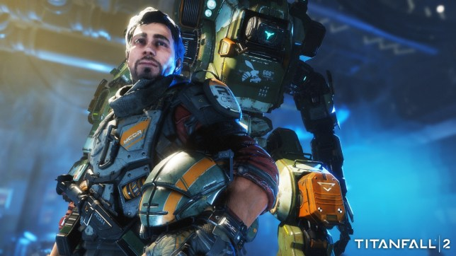 Titanfall 2 screenshot (pic: EA)