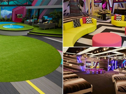 First look inside the snazzy new Big Brother house