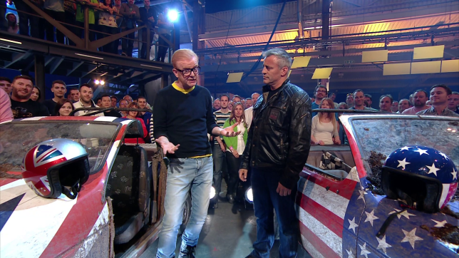 The revamped Top Gear has received mixed reviews (Picture: BBC)
