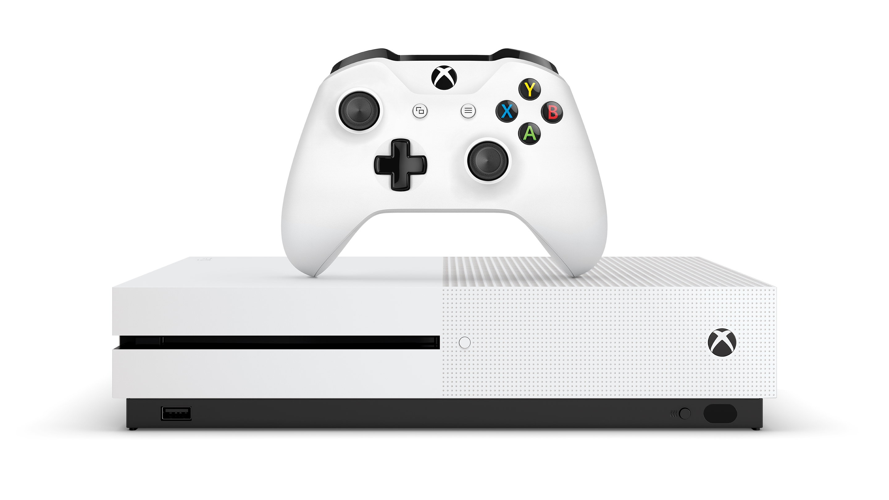 Xbox One S - smaller but not necessarily cheaper