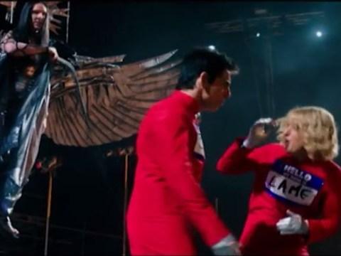 Check out Derek, Hansel and Benedict Cumberbatch's Zoolander No. 2 FULL catwalk scene