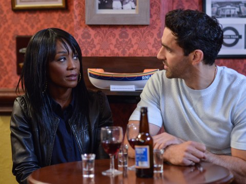 EastEnders spoilers: Denise bags herself another toyboy in Kush as pair head for a sizzling romance