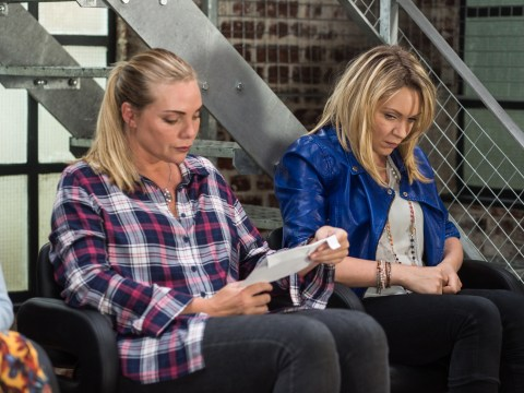 Could Ronnie and Roxy's exit from EastEnders be linked to Dean's acquittal?