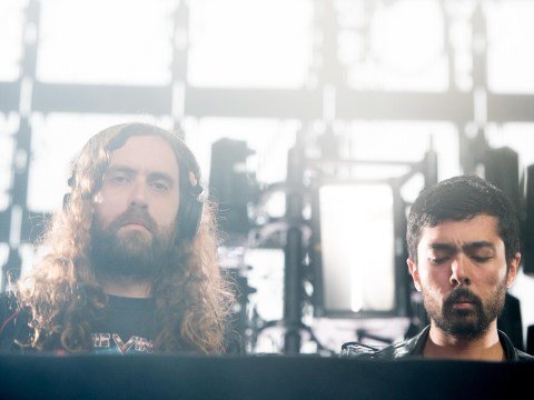 Justice have just released their first song in FIVE years and it was worth the wait