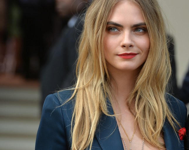 Cara Delevingne is Alex's ideal woman (Photo by Anthony Harvey/GettyImages)