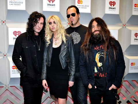 The Pretty Reckless are back! Taylor Momsen's band release new track Take Me Down
