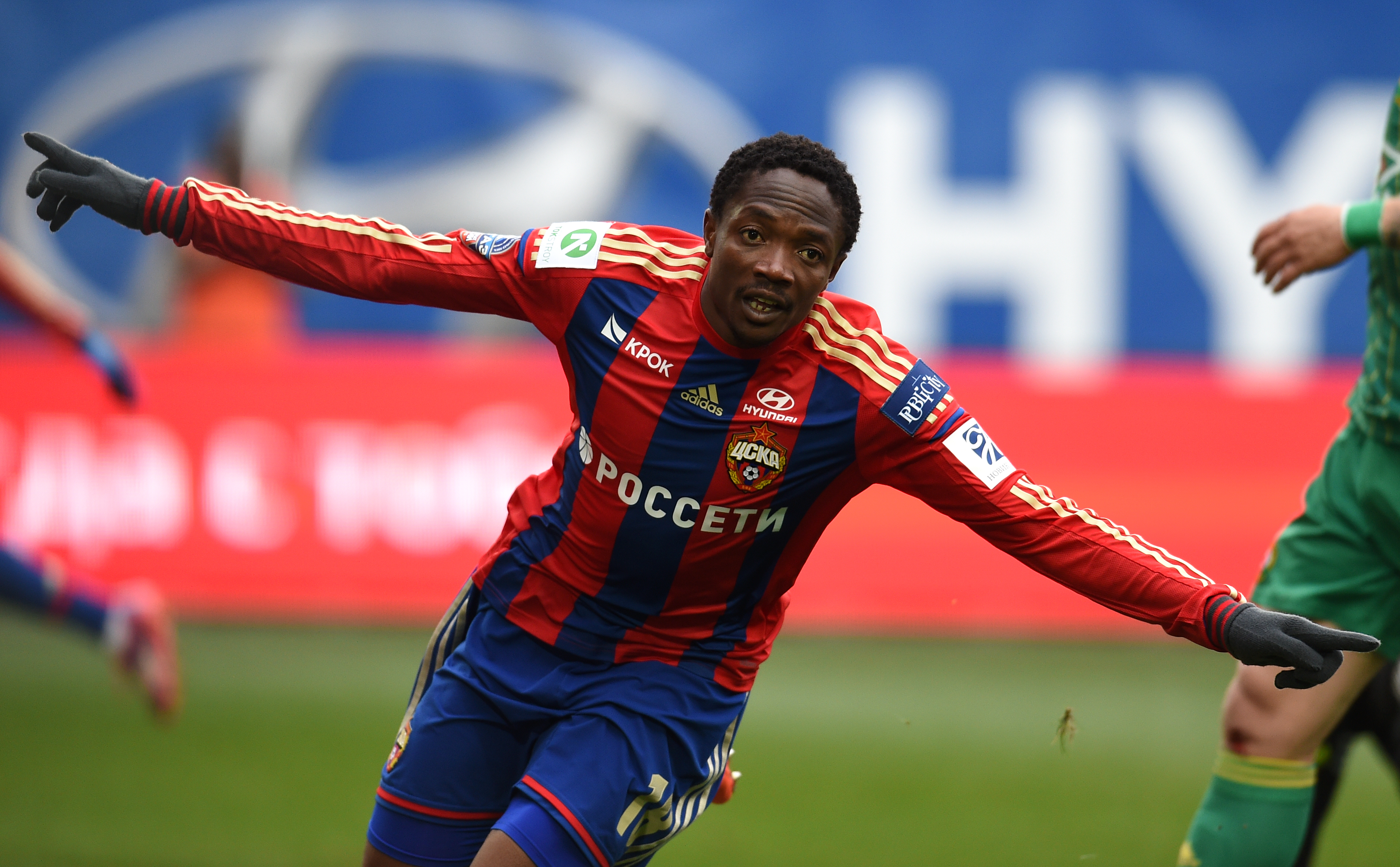 Ahmed Musa reveals former Arsenal man Nwankwo Kanu convinced him Leicester City was the right move