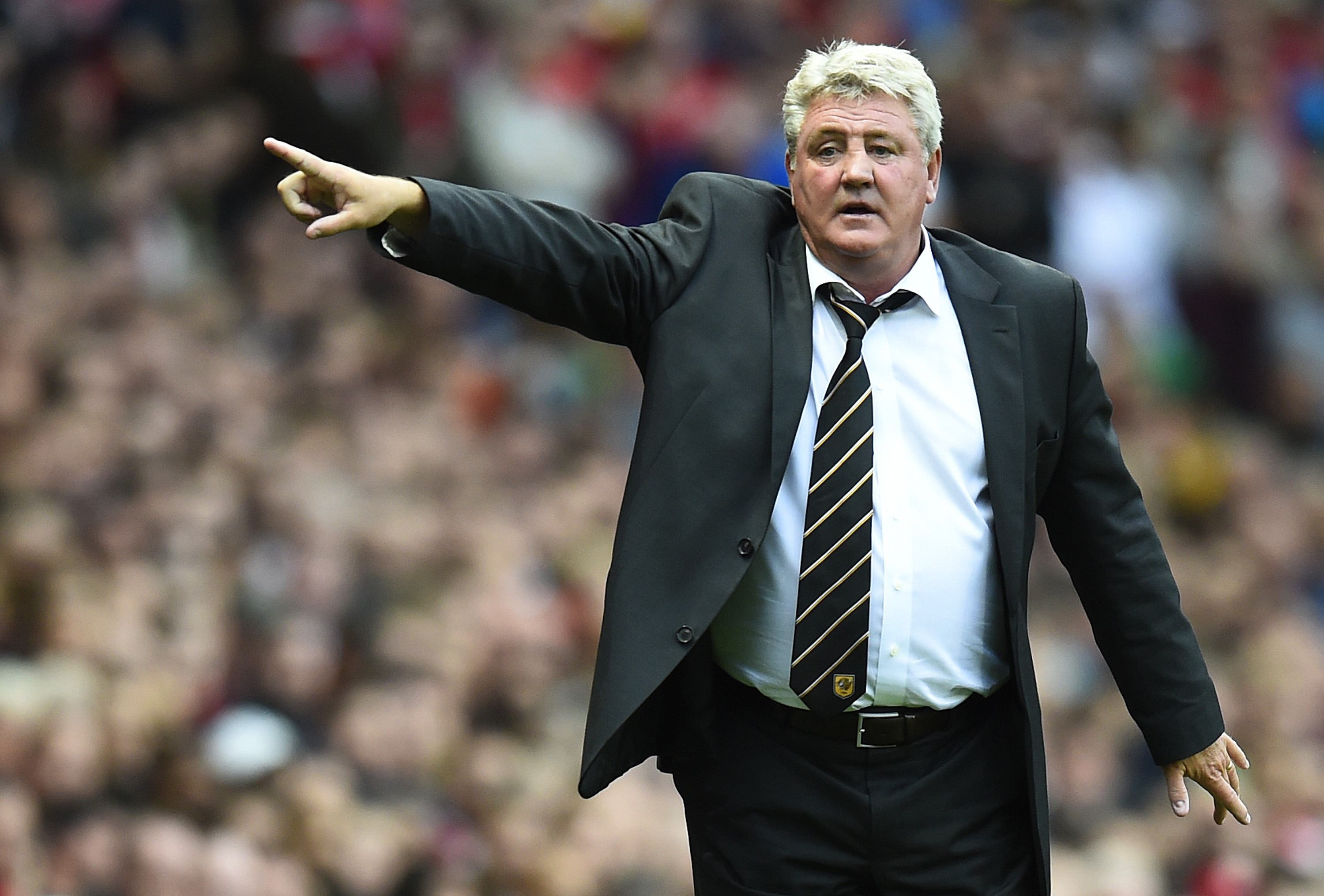 Steve Bruce resigns as manager of Hull City after missing out on England job