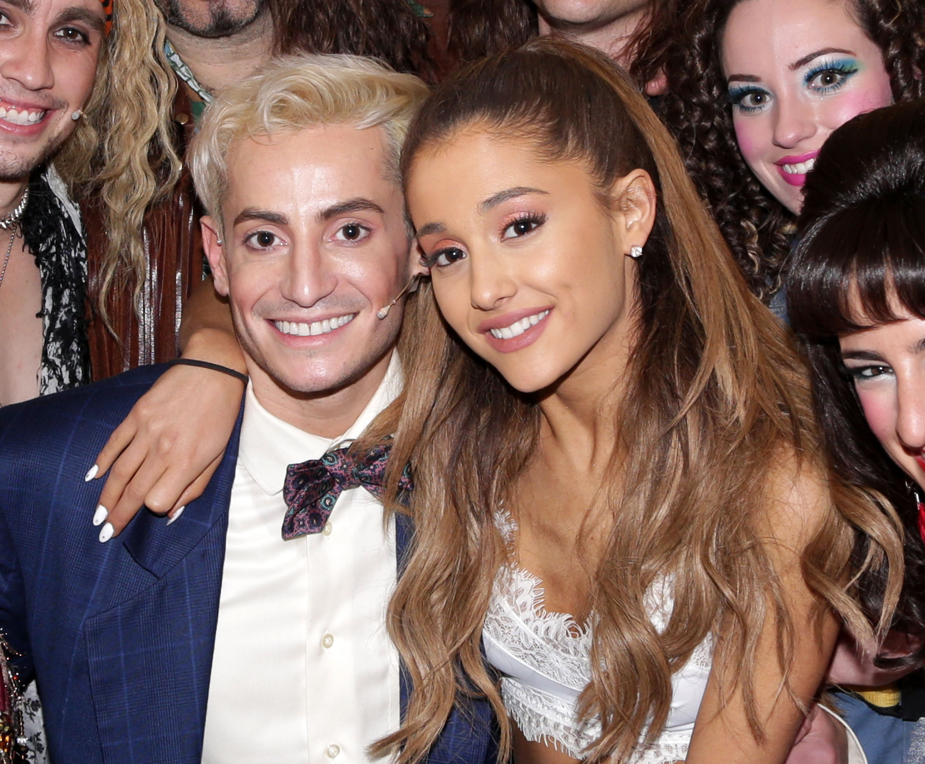 Who is Frankie Grande? All you need to know about the Celebrity Big Brother 2016 housemate