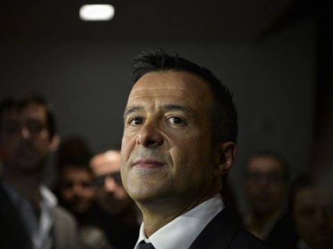 Jorge Mendes approached by the FA to help in search for new England manager