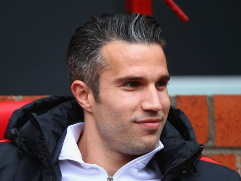 Manchester United fans turn on Robin van Persie after Feyenoord star praises Liverpool ace Mohamed Salah