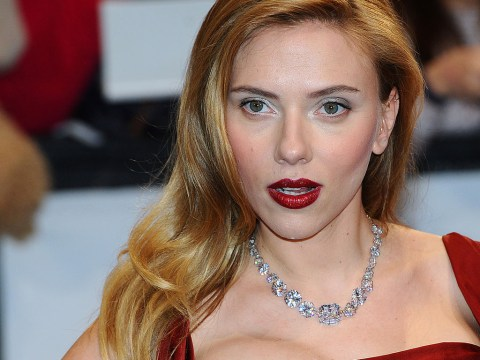 This is how Scarlett Johansson reacted to being named the highest grossing actress ever