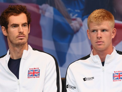 Andy Murray believes Kyle Edmund has bright future after superb Davis Cup display